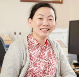 Dr. Jing Jing Ngu